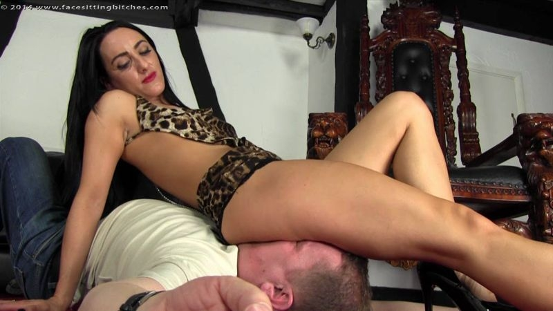 Lethal Bitches – FB1257 – Smartphone Addict. Starring Chloe  [prolonged, Facesitting, ass smothering]