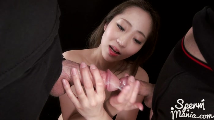 Watch or Download - Sperm Mania - Juri Kisaragi's Cum Covered Handjob - domination, ruined orgasm, goddess handjobs - Release [16-04-2018]
