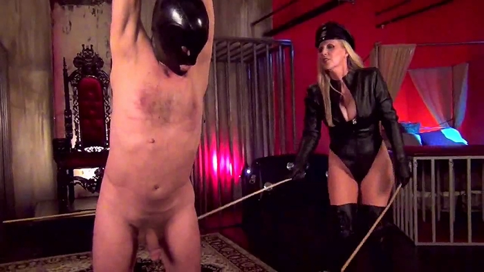 Spanking domination caning beating