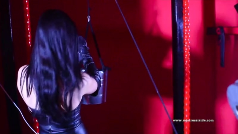 Mistress Iside – BALLS IN FEVERISH TORMENT  [torment, PADRONA ITALIANA, electric play]