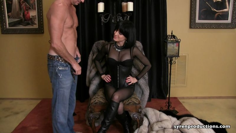 Mistress Aleana's Queendom – Spanking For The Fur Fiend  [Mistress Aleana's Queendom, OTK SPANKING, FEMDOM]