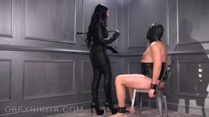 Mistress Nikita FemDom Videos – Obey Nikita – Plugged Slapped & Spit On  [FEMDOM, HUMILIATION, FEMALE DOMINATION]