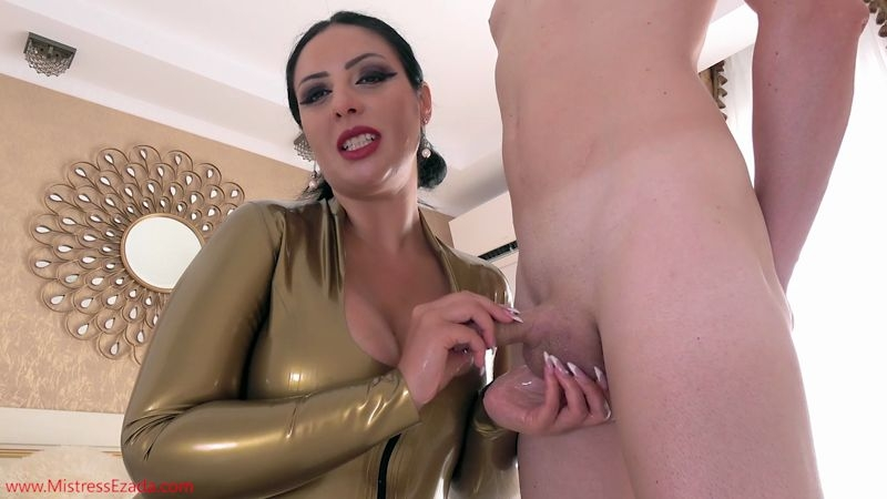 Mistress Ezada Sinn – Old habits hard, good boys get ruined. Starring Ezada Sinn  [Mistress Ezada Sinn, ORGASM CONTROL, HANDJOBS]