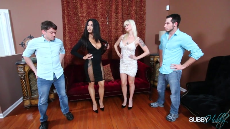 Subby Hubby – Evaluating New House Bitches. Starring Dahlia Rain and Goddess Tangent  [HUMILIATION, subby hubby, Full Movies]