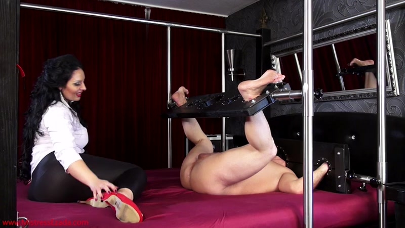 Mistress Ezada Sinn – Totally foot-fucked  [POST CUM TORTURE, FEMDOM, Mistress Ezada Sinn]