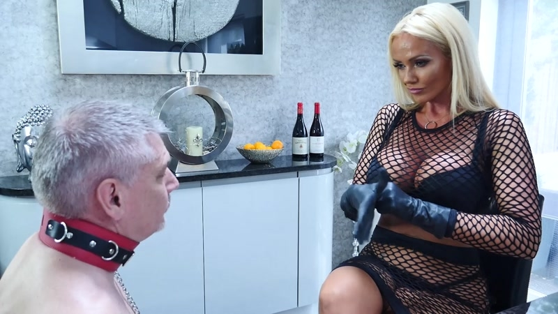 Lucy Zara Leather Gloves