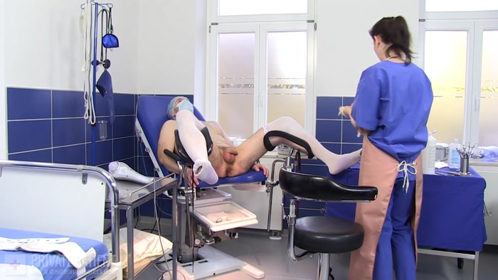 Watch or Download - Private-Patient - Patient Frank Part 1-6 - kicking, balls, kicked, cock crush - Release [19-07-2016]