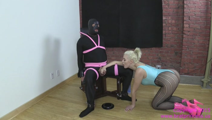 Watch or Download – Bratprincess – Jenna and Lola – Manually Milked and Force Fed Cum (1080 HD) – handjob, tied handjob, hand domination – Release [19-09-2016]