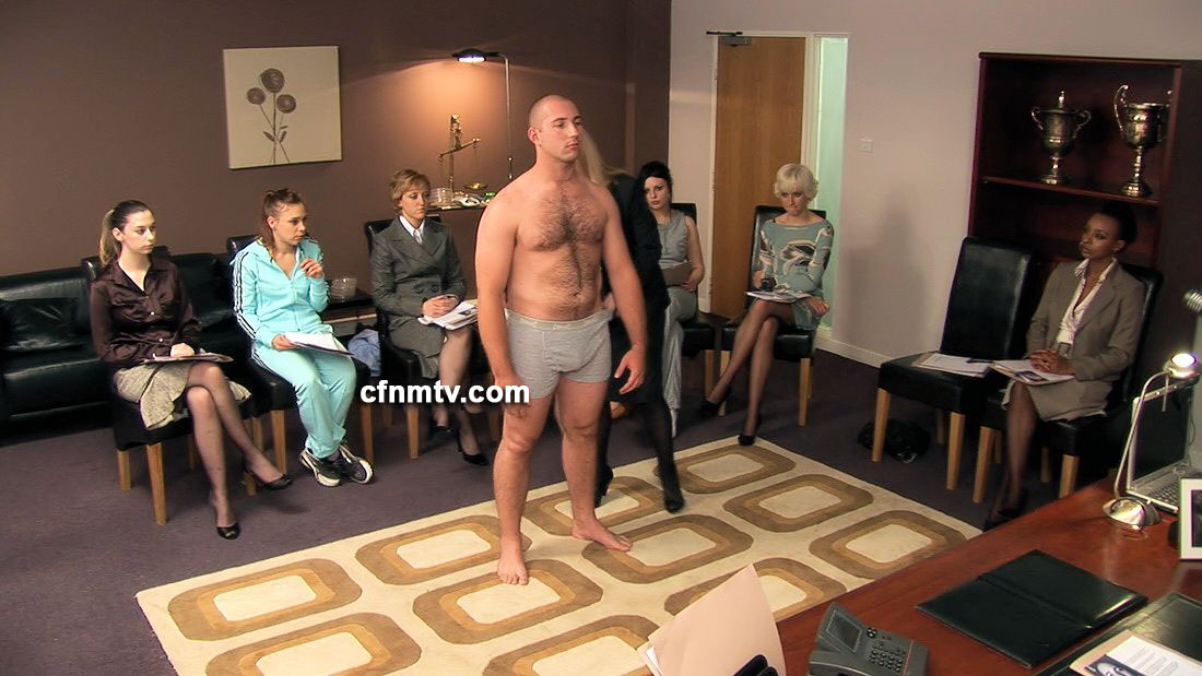 Watch or Download - CfnmTV – Jasom DavidSon Part 1-8 - CfnmTV, CFNM, male humiliation, wanking - Release [09-02-2017]
