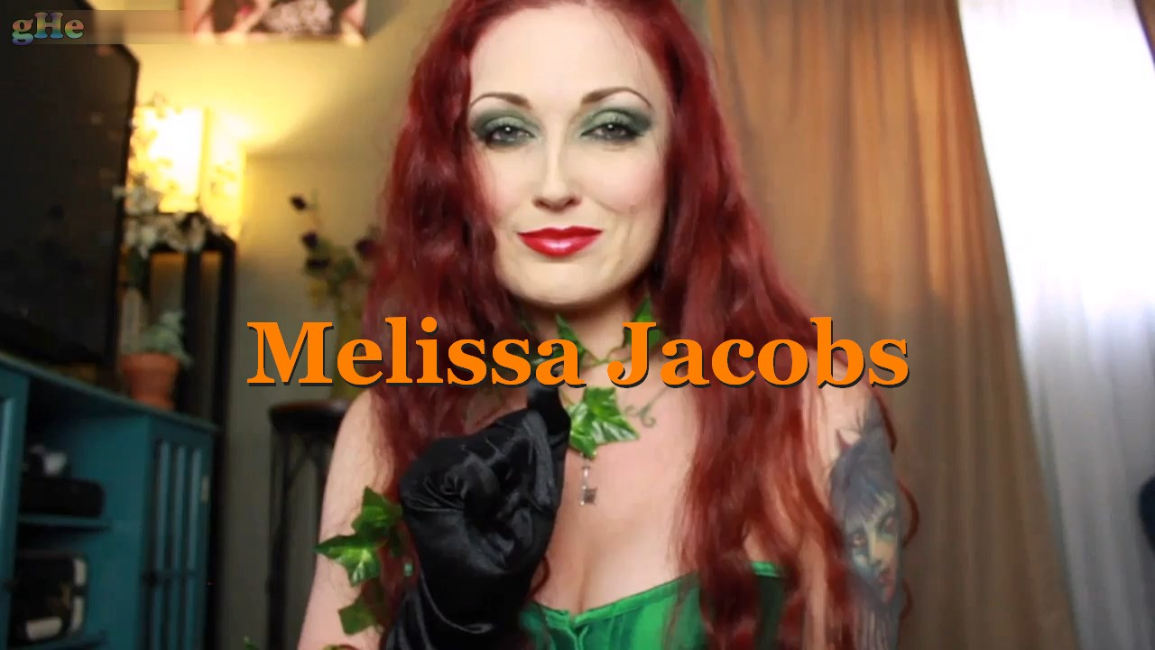 Watch or Download - Melissa Jacobs - Poison Ivy vs Robin (Custom) 2016 - jerkoff instructions, masturbation instruction, Goddess - Release [31-12-2016]