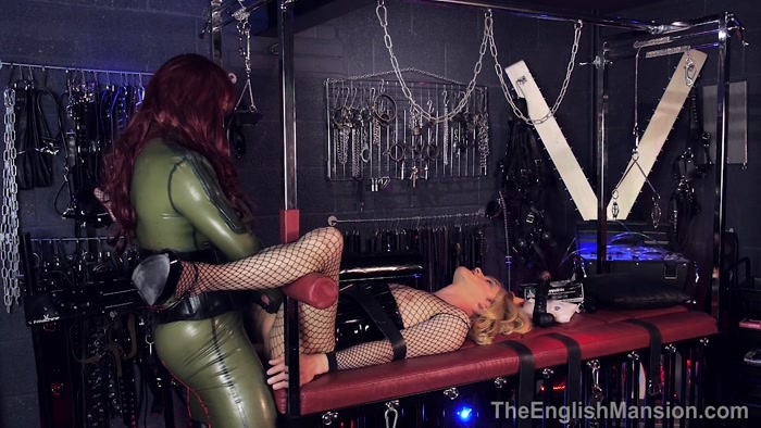 Watch or Download - TheEnglishMansion - Dominant Dolly, Miss Jade Jones - Used By Dominant Dolly Pt2 Complete - TheEnglishMansion, Dominant Dolly, Miss Jade - Release [16-01-2017]