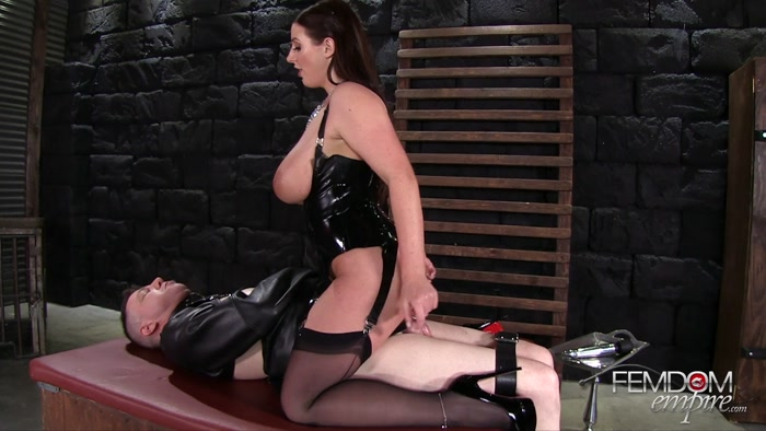 Watch or Download - Femdom Empire - Angela White - Excruciating Tease -  - Release [14-02-2017]
