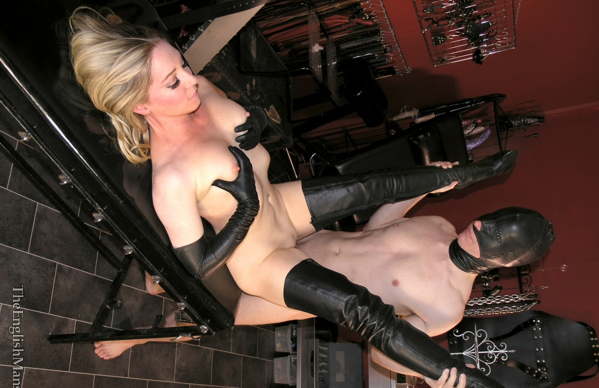 Watch or Download - TheEnglishMansion - Mistress Sidonia - Making A Sex Drone Part 1-3 - TheEnglishMansion, Mistress Sidonia, human toilet - Release [18-03-2017]