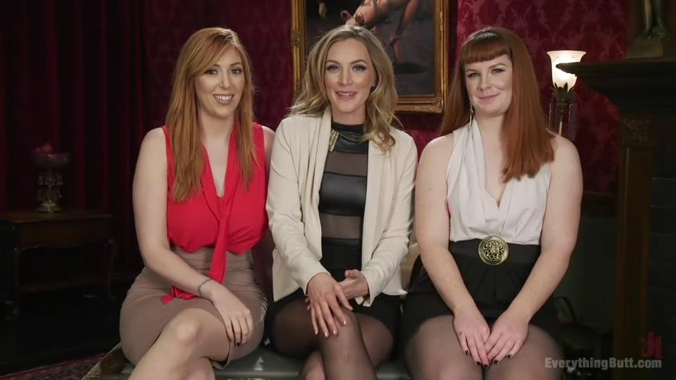 Watch or Download - Everything Butt - Mona Wales, Barbary Rose, Lauren Phillips - Step-Sisters Gape for Inheritance - Rose, Lauren Phillips, BDSM, Lesbian - Release [08-04-2017]