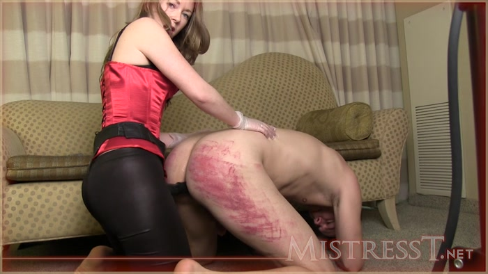 Watch or Download - Mistress T – Cum On Your Own Face - pegging, strapon fucking, strapon sucking - Release [11-07-2017]