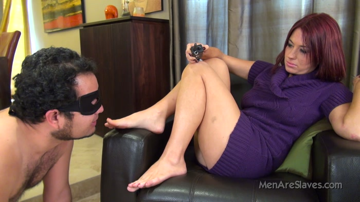 Watch or Download - Men Are Slaves - Goddess Jessica - I'll Be Your Best Slave - HUMILIATION, JOI, MASTURBATION HUMILIATION, TEASE - Release [08-11-2017]