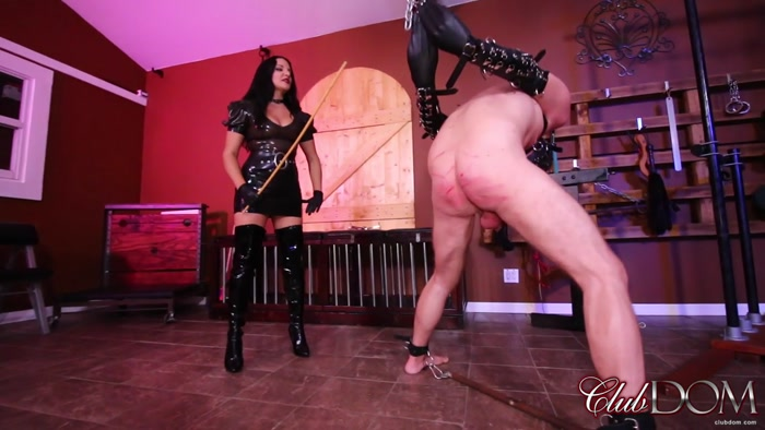Watch or Download - Clubdom - Michelle Lacy - Caned as an Example - corporal punishment, femdom spanking, feminine - Release [10-12-2017]