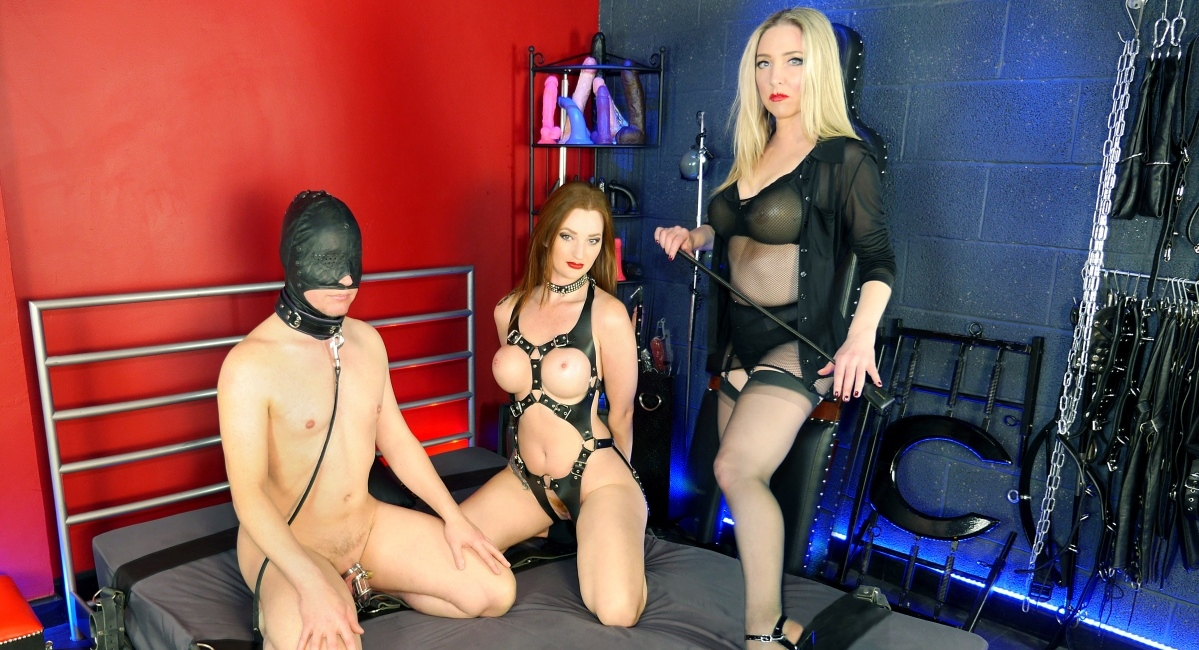 Watch or Download - Theenglishmansion - Miss Zara, Mistress Sidonia - Double Fuck Sex Drone Part 1-2 - Theenglishmansion, Miss Zara, Mistress Sidonia - Release [04-01-2018]