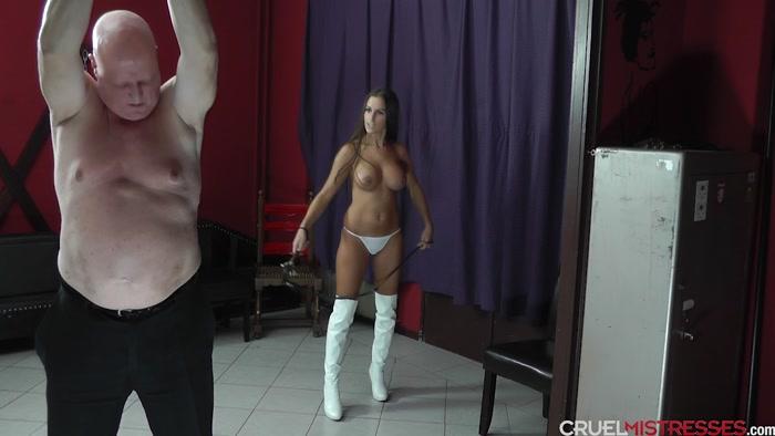 Watch or Download - CRUEL MISTRESSES - Mistress Amanda - Wanting the mistress - cruel, corporal punishment, femdom spanking - Release [01-03-2018]