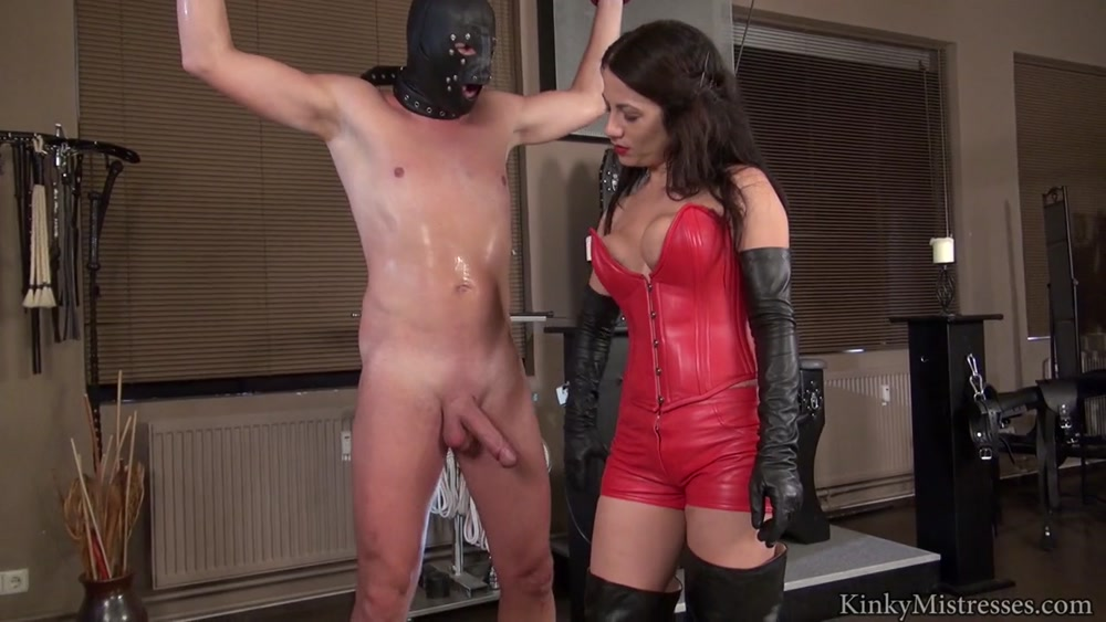 Watch or Download - EllaKroos - Ella Kross - Ballbusting - and ball crush, ballkicking, torture - Release [03-03-2016]