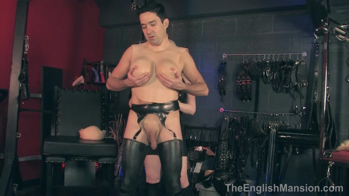 Watch or Download – The English Mansion – Mistress Sidonia – Dolly Dressed and Pegged Part 1 – Domination, Double Domination, Adult Diaper – Release [12-07-2018]