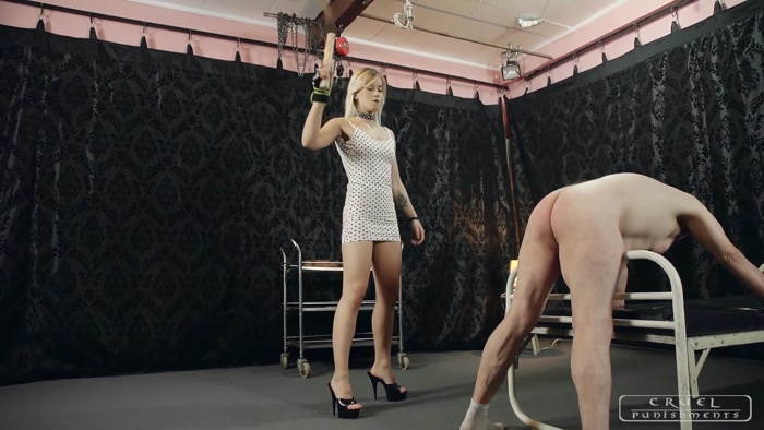 Watch or Download - Cruel Punishments - Mistress Anette - Pretty Hard Strokes - Cruel Punishments, Mistress Anette, spanking - Release [17-08-2018]