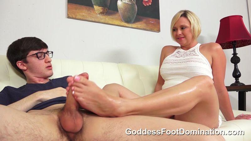 Share Button Goddess Foot Domination – Mother's Needs. Starring Goddess Brianna  [foot licking, Footlicking, FOOTJOB]