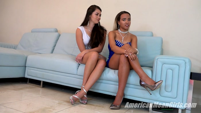 Watch or Download - Americanmeangirls - Duchess Dani, Queen Kenzi - We Know About Your Chastity Fetish - jerkoff encouragement, pov, jerkoff instructions - Release [16-09-2018]