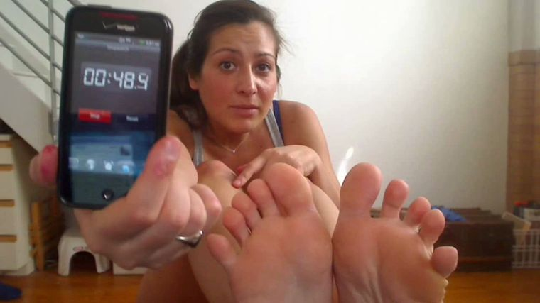 Watch or Download - Princess Fierce - Two Minutes For Feet - Domination, Cum Countdown, Mesmerize, Mind - Release [20-11-2018]