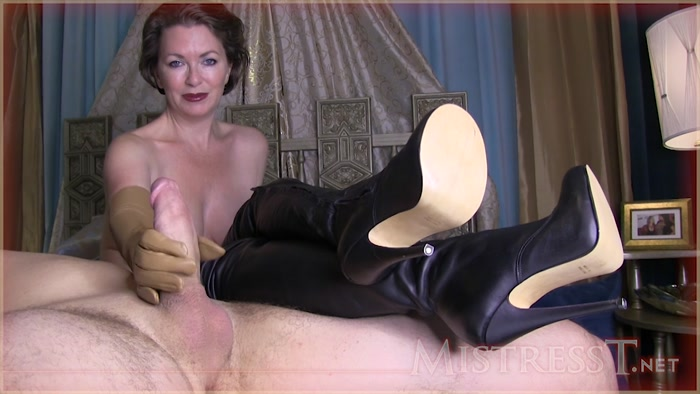 Watch or Download - Mistress T - No Escape From Me: Your Addiction - tied handjob, hand domination, handjob - Release [21-11-2018]