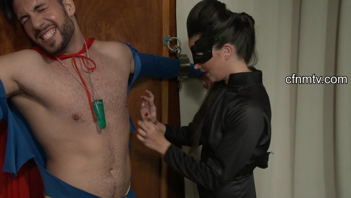 Watch or Download - Сfnmtv - Superhero's Downfall (Part 1) - male, clothed female nude male - Release [24-11-2018]
