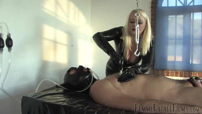 Watch or Download - Femmefatalefilms - Mistress Heather - Scent Of A Woman Part 1-4 - Femmefatalefilms, Mistress Heather, clamps, gloves - Release [25-11-2018]