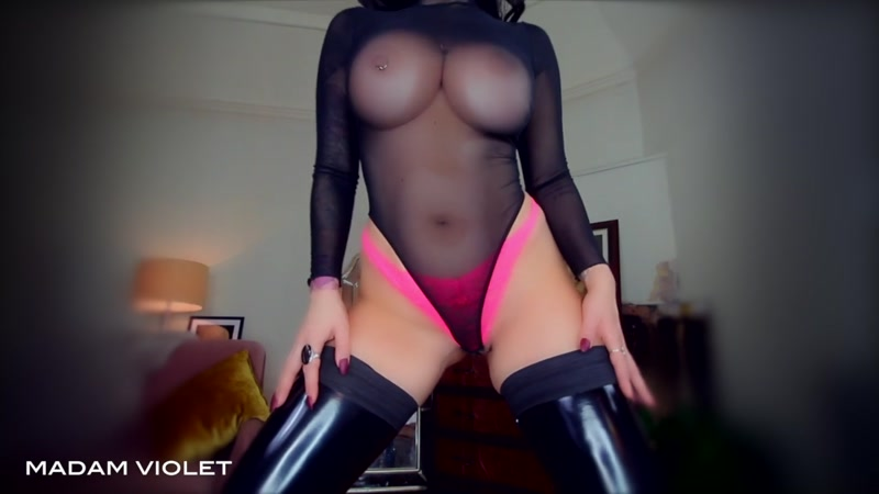 Watch or Download - Madam Violet - Embracing Your True (fist-fucker) Nature - Worship, Findom, Tease and Denial - Release [12-12-2018]