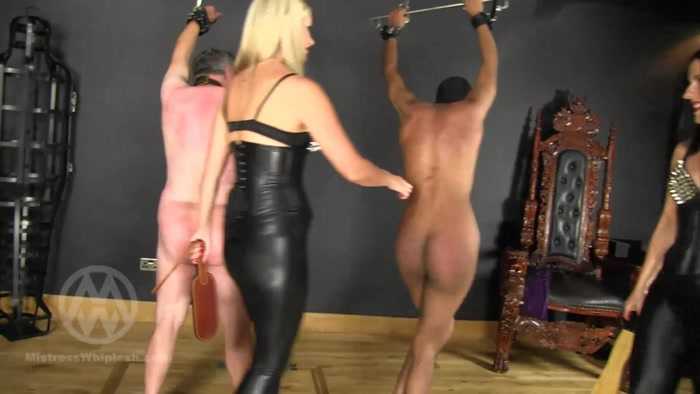 Watch or Download - Mistress Whiplash - WL1414 - Corporal Punishment In Contrast (1080 HD) - spanking, slave torture, punishment, cane - Release [20-12-2018]