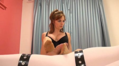 Watch or Download - Christina QCCP - Stop Mistress Please - tied handjob, hand domination, handjob - Release [29-12-2018]
