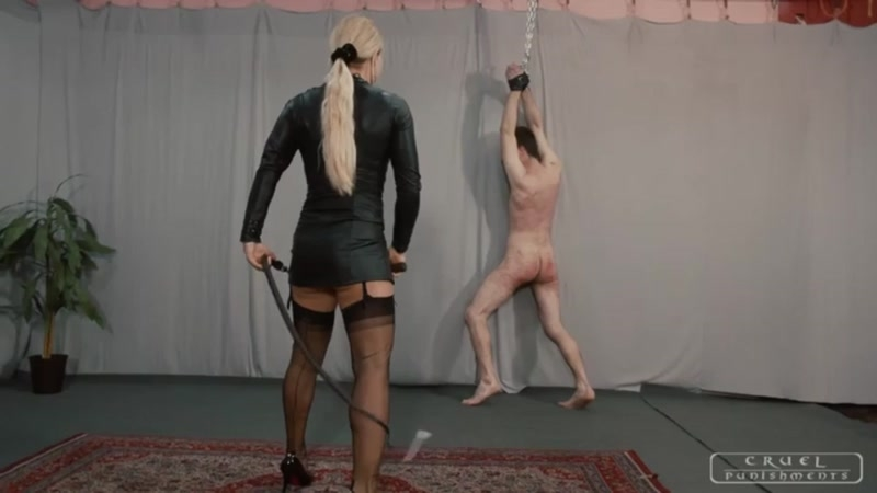 CRUEL PUNISHMENTS – SEVERE FEMDOM – Zita doesn't hold back. Starring Mistress Zita  [SHOEDOM, hard bastinado falaka, Mistress Zita]
