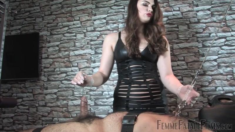 FemmeFataleFilms – Permission Not Granted – Complete Film. Starring Mistress Serena  [milking, mistress, nipple torment]