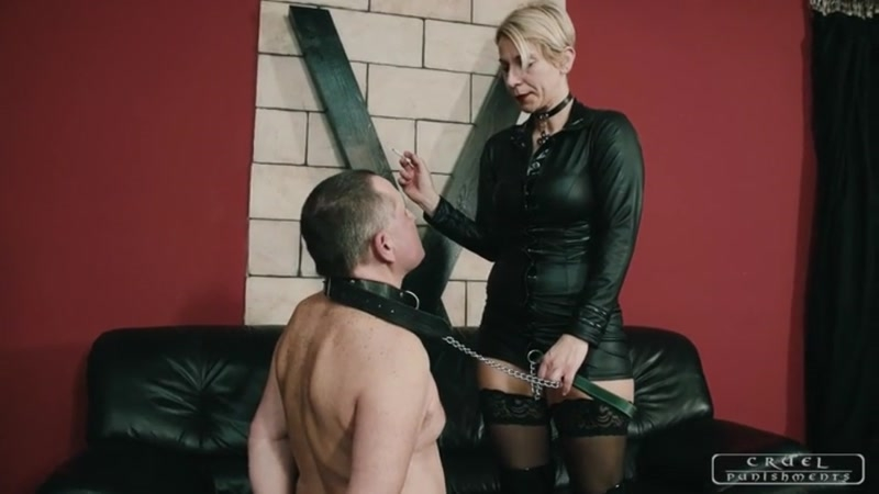 CRUEL PUNISHMENTS – SEVERE FEMDOM – Mistress Monica can't be satisfied. Starring Mistress Monica  [bootdom, HEELS LICKING, boot licking]