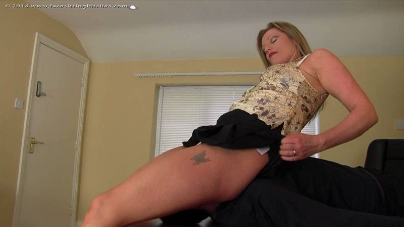 Lethal Bitches – FB1253 – His Dream Job. Starring Holly  [domination, cushion, office superior]