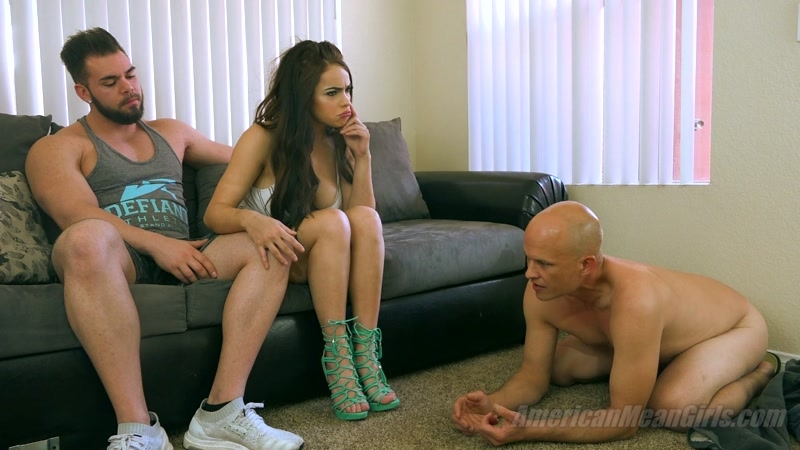 THE MEAN GIRLS – You Are No Comparison to My Alpha. Starring Princess Carmela  [FEMALE DOMINATION, foot fetish, slave training]