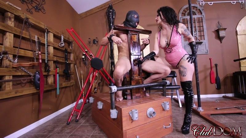 Cruel Unusual FemDom – Goddess Vivian Drains Her Slave. Starring Goddess Vivian Leigh  [Vivian Leigh, Slavery, BDSM]