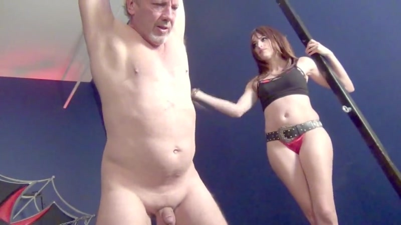 DomNation – BRUTALLY CANED TO ACQUIESCENCE! Starring Mistress Raven Rae  [Female Supremacy, sadism, ass beatings]