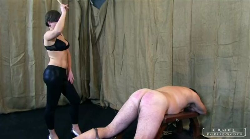 CRUEL PUNISHMENTS – SEVERE FEMDOM – The new Domina's gifts. Starring Lady Lisa  [cruel unusual, soft caning, spanking caning]