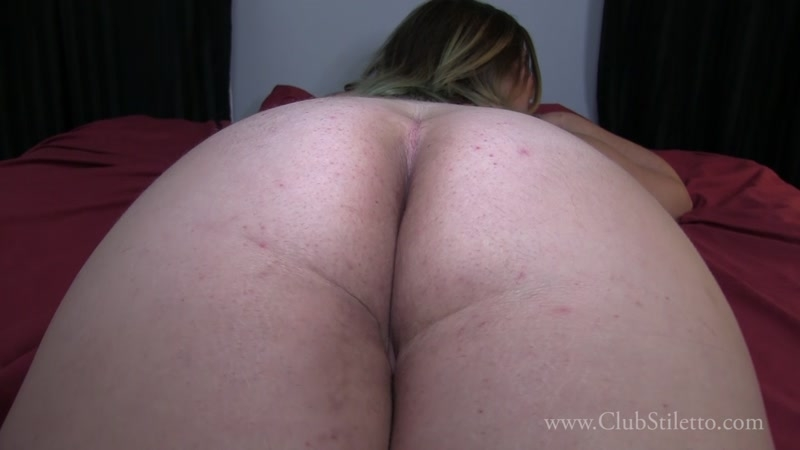Club Stiletto FemDom – Lick My Ass And I'll Sit On Your Face and Make You My Toilet. Starring Goddess Jewels  [Facesitting, BBW, BBW BDSM]