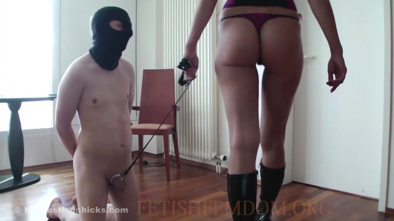 Ball Busting Chicks – Brutal Domination & CBT. Starring Mistress Natalie  [CBT, Tease & Denial, Ball Busting Chicks]