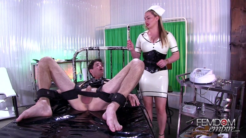 VICIOUS FEMDOM EMPIRE – Lexi's Prostate Milking. Starring Lexi Sindel [Lexi  Sindel, prostate