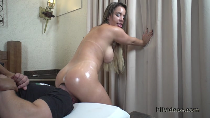 BFF Videos – GODDESSES BIG ASSES PERFECT FACE ABUSE – FULL VERSION. Starring Angela and Escarlett  [FEMDOM KINK, MALE SLAVERY, OILED FACE FUCKING]