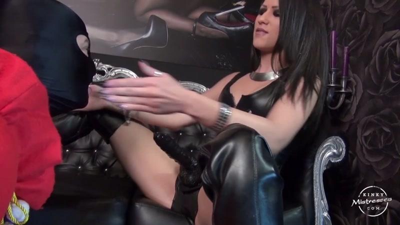 Kinky Mistresses – Lexa's Blowjob Bitch. Starring Mistress Lexa  [Free, FEMALE DOMINATION, KinkyMistresses]