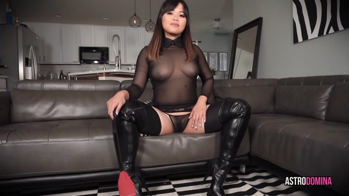 Watch or Download - AstroDomina - Dick Recalibration 1 - AstroDomina, Dirty Talk, Femdom Pov - Release [29-01-2019]
