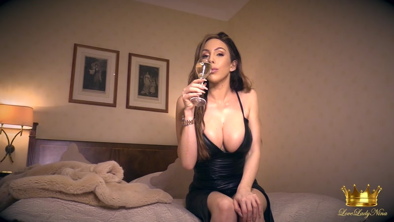 Watch or Download - Lady Nina - Int.ox : Lethal invitation. - jerkoff instructions, masturbation instruction, Goddess - Release [07-02-2019]